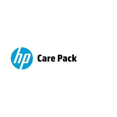 Hp 3 year next business day w/defective media retention service for laserjet m506
