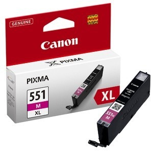 Canon tusz cli-551xl purpurowy 6445b001