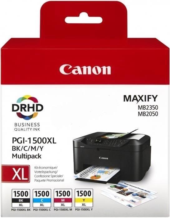 Canon tusz pgi-1500xl cmyk multi 9182b004