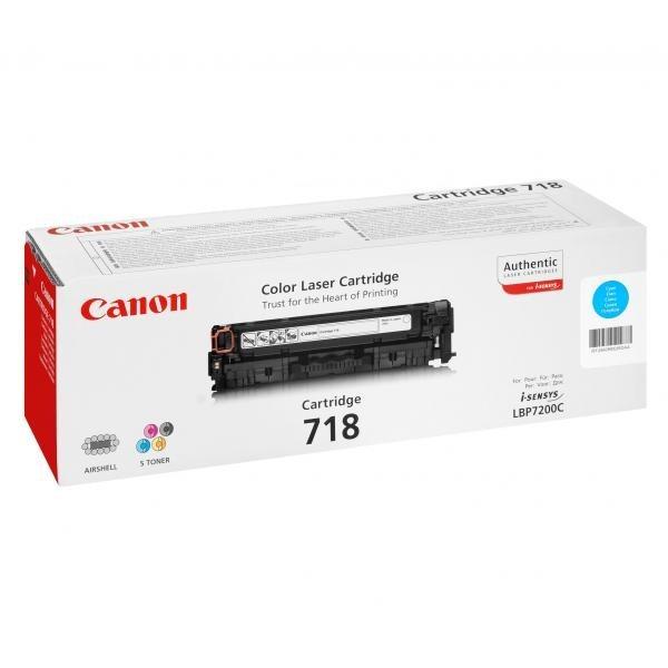 Canon oryginalny toner crg718